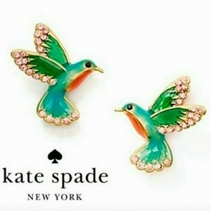 New! Kate Spade Scenic Route Earrings!